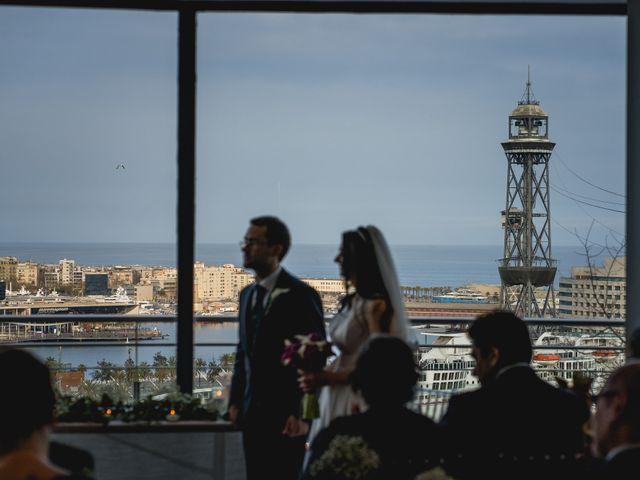 La boda de Andreea y Alejandro en Barcelona, Barcelona 28