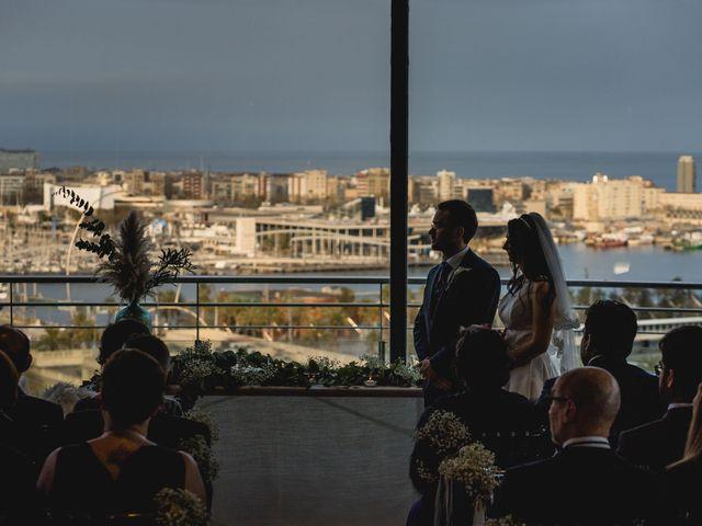 La boda de Andreea y Alejandro en Barcelona, Barcelona 29