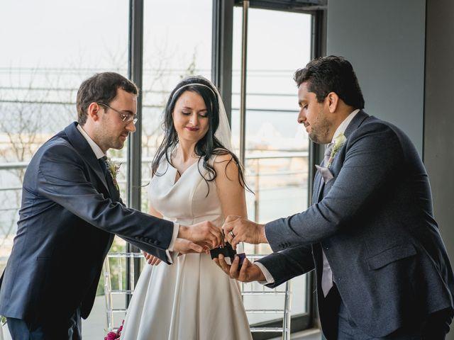 La boda de Andreea y Alejandro en Barcelona, Barcelona 30