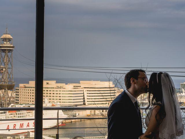 La boda de Andreea y Alejandro en Barcelona, Barcelona 31