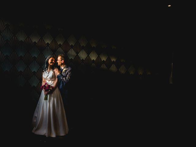 La boda de Alejandro y Andreea