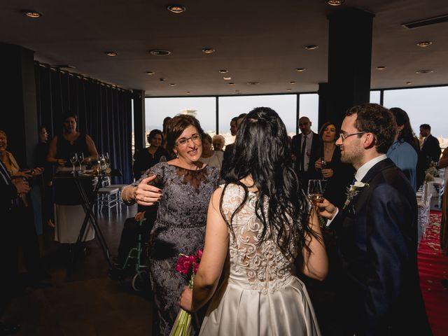 La boda de Andreea y Alejandro en Barcelona, Barcelona 41