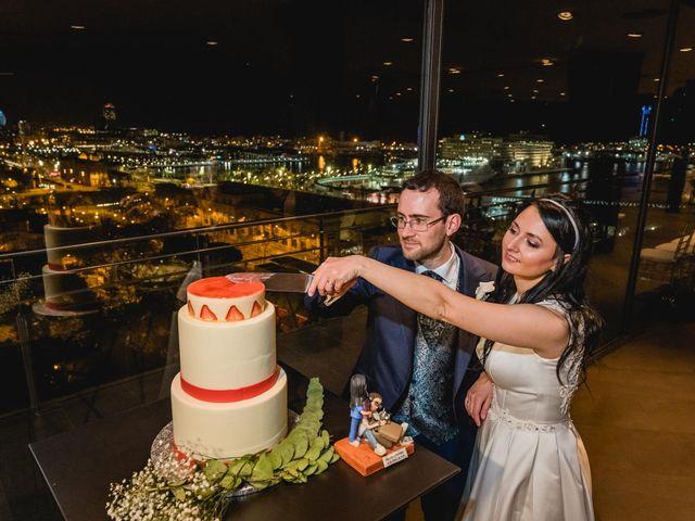 La boda de Andreea y Alejandro en Barcelona, Barcelona 49
