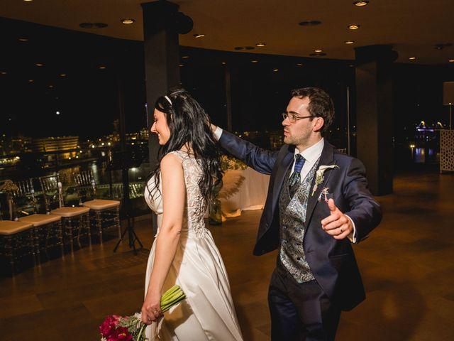 La boda de Andreea y Alejandro en Barcelona, Barcelona 50