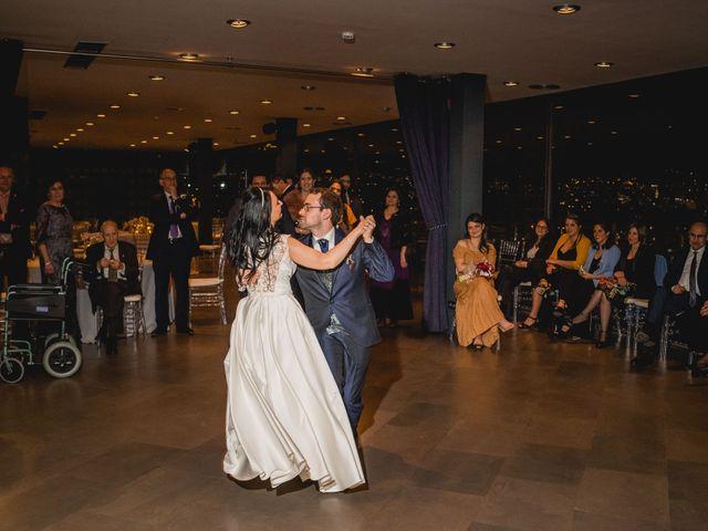 La boda de Andreea y Alejandro en Barcelona, Barcelona 53