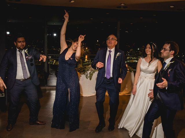 La boda de Andreea y Alejandro en Barcelona, Barcelona 59