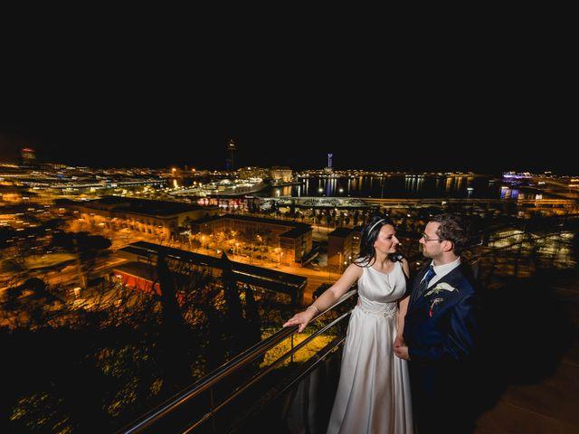 La boda de Andreea y Alejandro en Barcelona, Barcelona 66