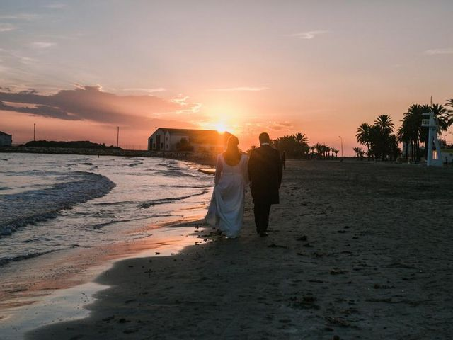 La boda de Carlota y Goyo