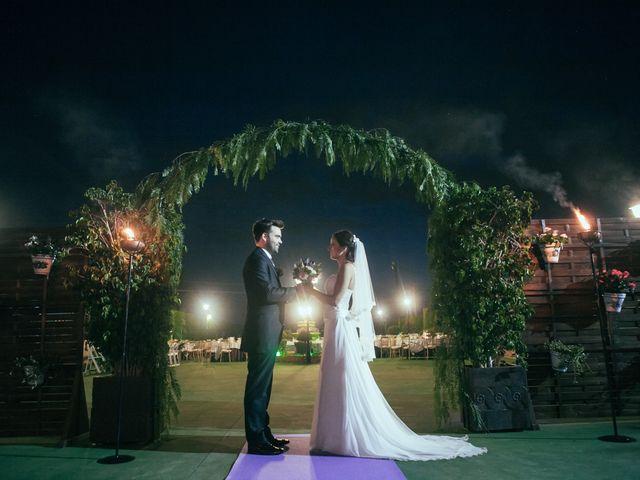 La boda de Jéssica y Antonio