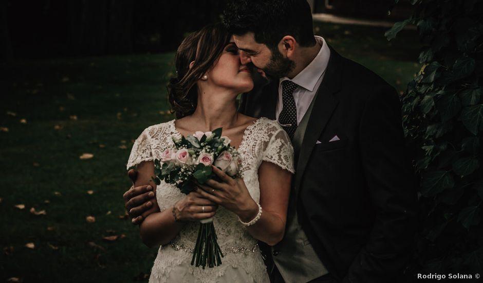 La boda de Fito y Alexia en Solares, Cantabria
