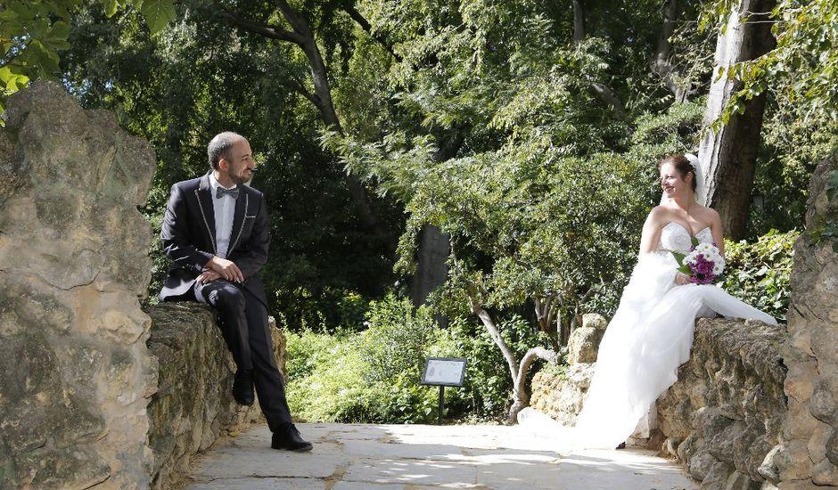 La boda de Oscar  y Ana en Castilleja De La Cuesta, Sevilla
