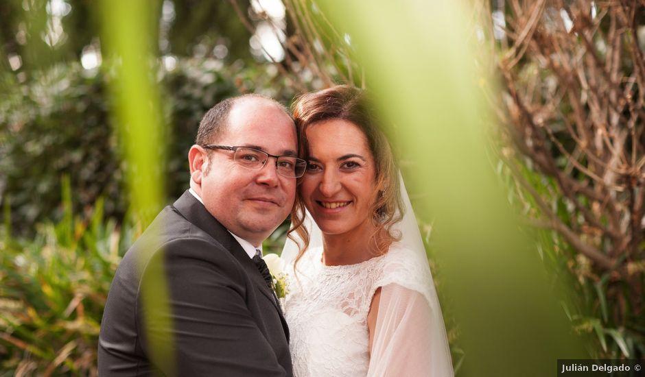 La boda de Alberto y Laura en Madrid, Madrid