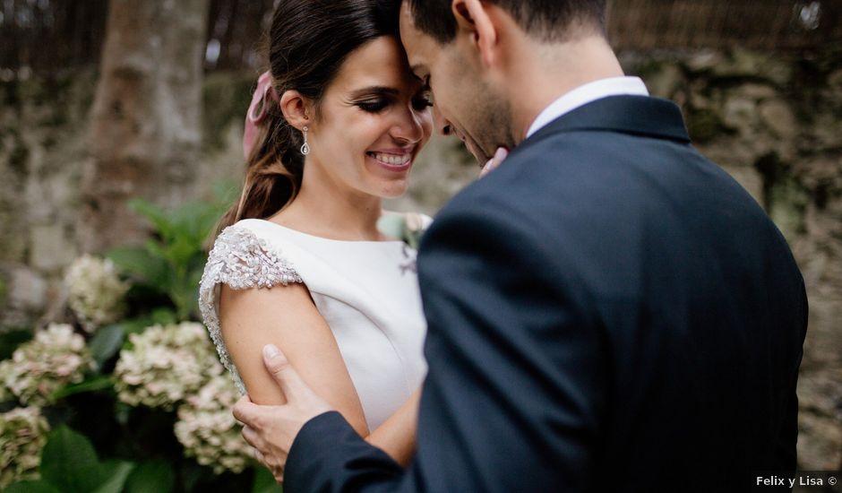 La boda de Jorge y Alba en Berango, Vizcaya