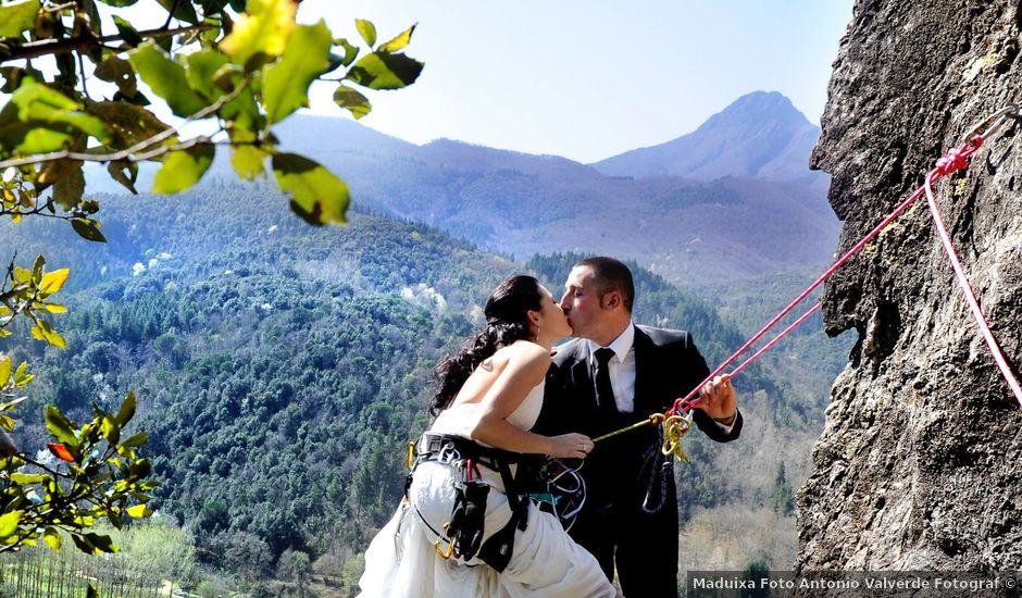 La boda de Sergi y Irene en Montseny, Barcelona