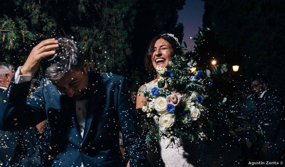 La boda de Gabri y Laura en Granada, Granada