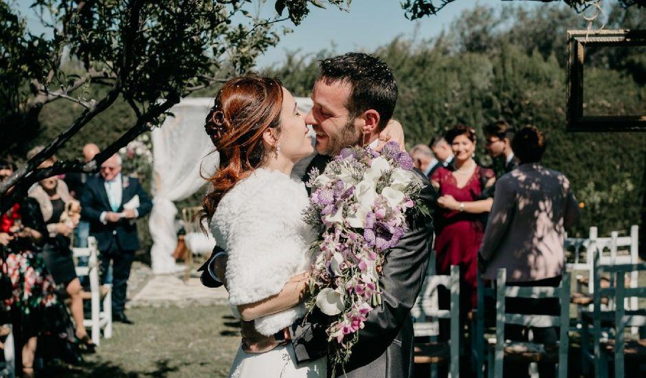 La boda de Estefanía  y Tony en Cambrils, Tarragona