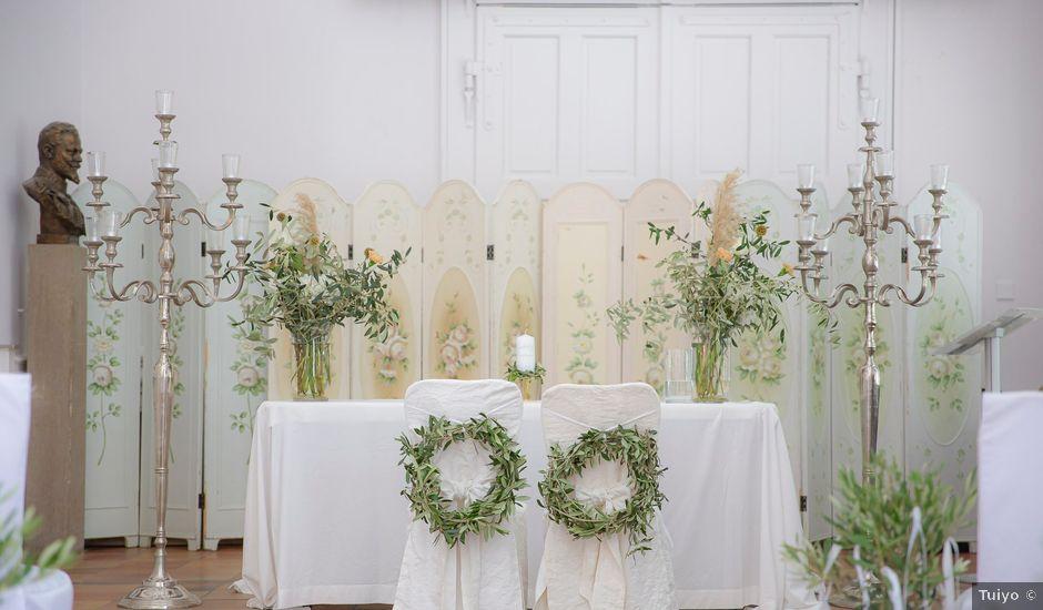 La boda de Dominic y Anabel en Sevilla, Sevilla
