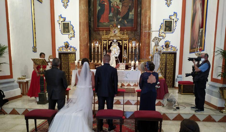 La boda de Laura y Juan en Jauja, Córdoba