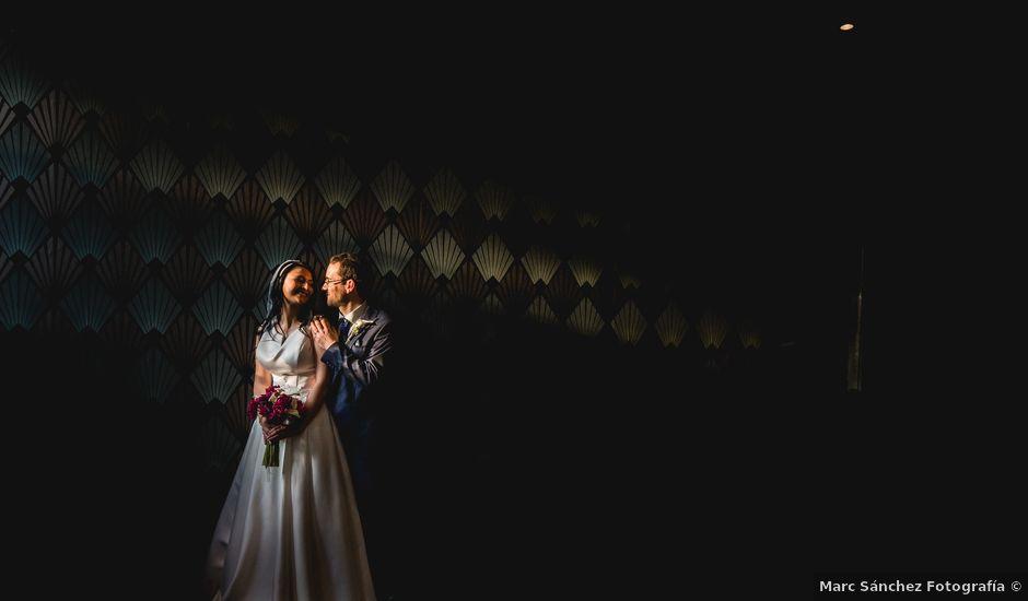La boda de Andreea y Alejandro en Barcelona, Barcelona