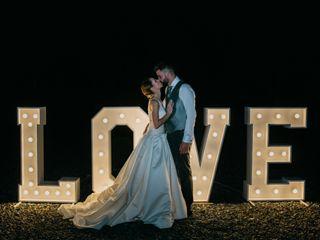 La boda de Ithaisa y Daniel