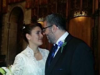 La boda de Silvia y Miquel