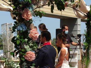 La boda de María Del Mar  y Bruno 2