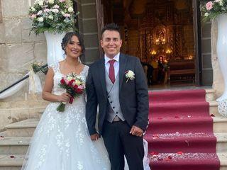 La boda de Cristhian y Karina