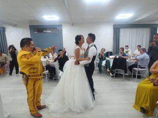 La boda de Cristhian y Karina 2
