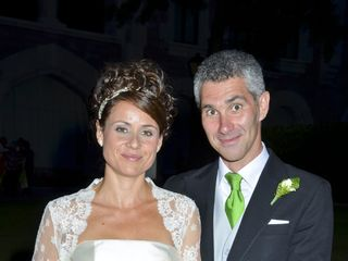 La boda de Pilar y Luis 2