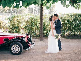 La boda de Erica y Pablo