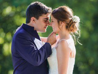 La boda de Janire y Ander