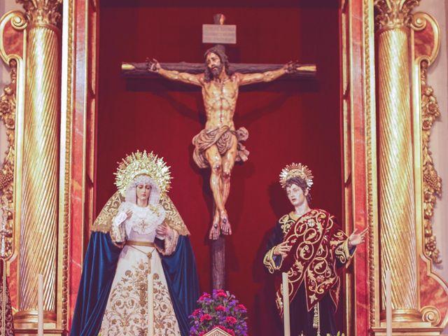 La boda de Paco y Cristina en Sevilla, Sevilla 9