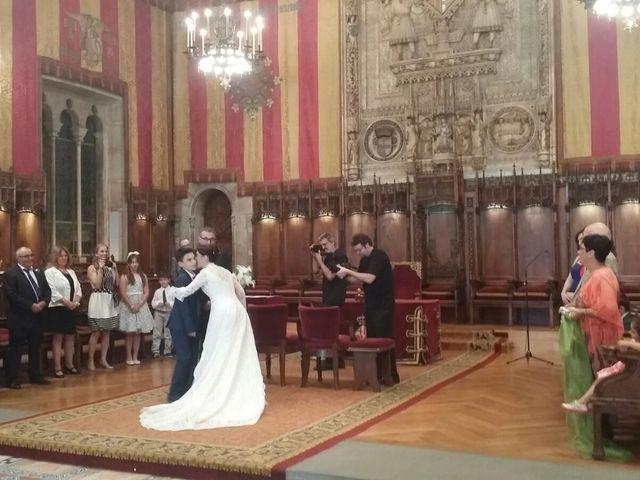 La boda de Miquel y Silvia en Barcelona, Barcelona 2
