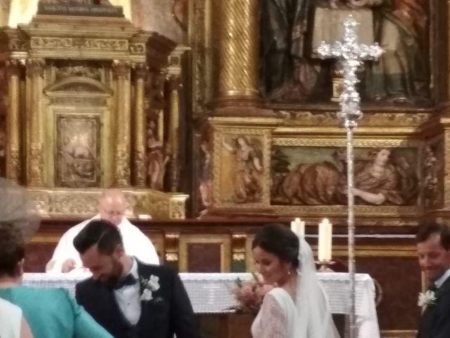 La boda de Juan Antonio y María en Medina Del Campo, Valladolid 6