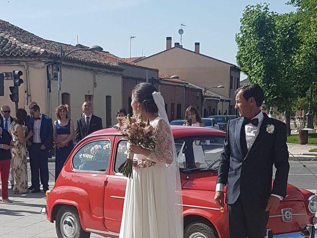 La boda de Juan Antonio y María en Medina Del Campo, Valladolid 11