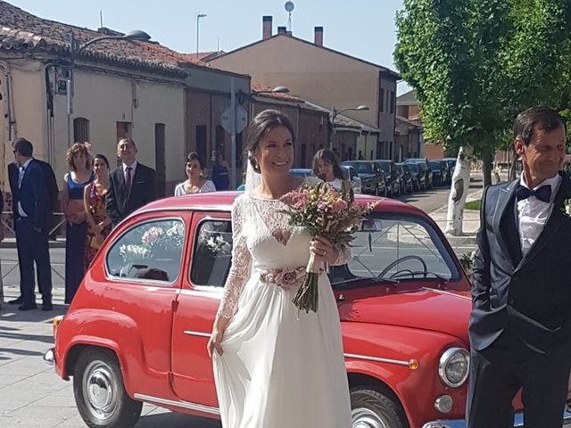 La boda de Juan Antonio y María en Medina Del Campo, Valladolid 16