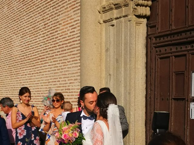 La boda de Juan Antonio y María en Medina Del Campo, Valladolid 18