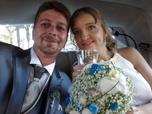 La boda de Francisco Santiago y Cristina  en Roquetas De Mar, Almería 1