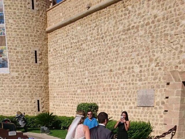 La boda de Francisco Santiago y Cristina  en Roquetas De Mar, Almería 9