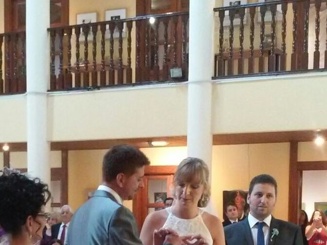 La boda de Francisco Santiago y Cristina  en Roquetas De Mar, Almería 10