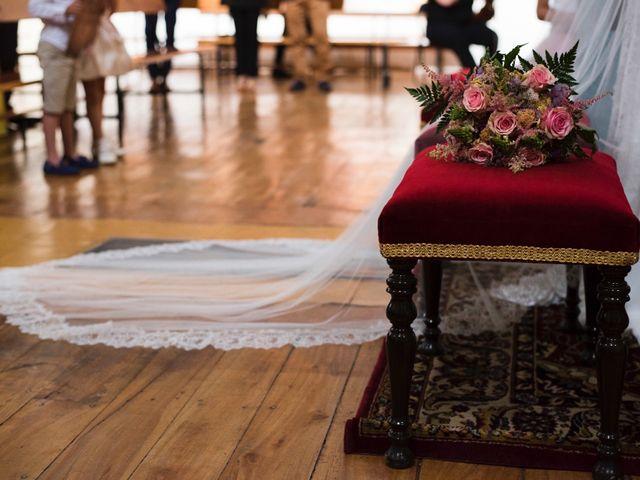 La boda de Juan Antonio y María en Medina Del Campo, Valladolid 32