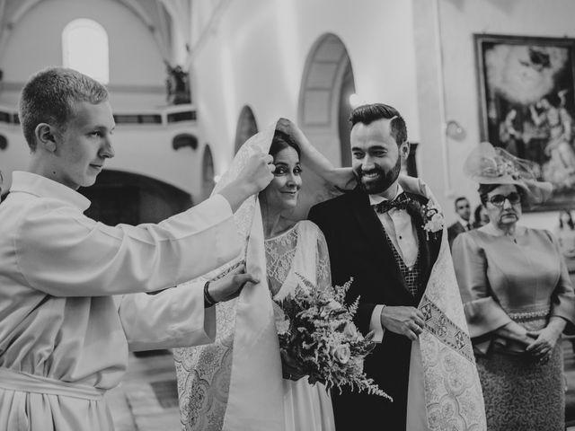 La boda de Juan Antonio y María en Medina Del Campo, Valladolid 33
