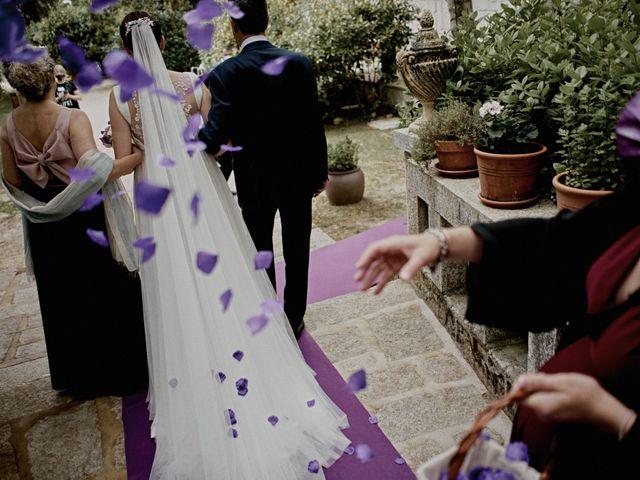 La boda de Miguel y Laura en La Cabrera, Burgos 27