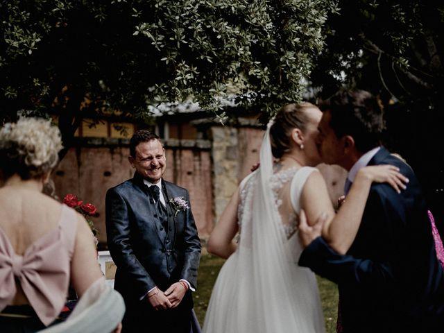 La boda de Miguel y Laura en La Cabrera, Burgos 28