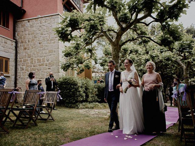 La boda de Miguel y Laura en La Cabrera, Burgos 29