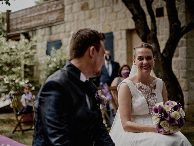 La boda de Miguel y Laura en La Cabrera, Burgos 30