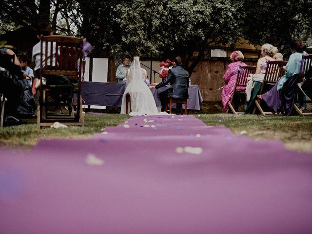 La boda de Miguel y Laura en La Cabrera, Burgos 31