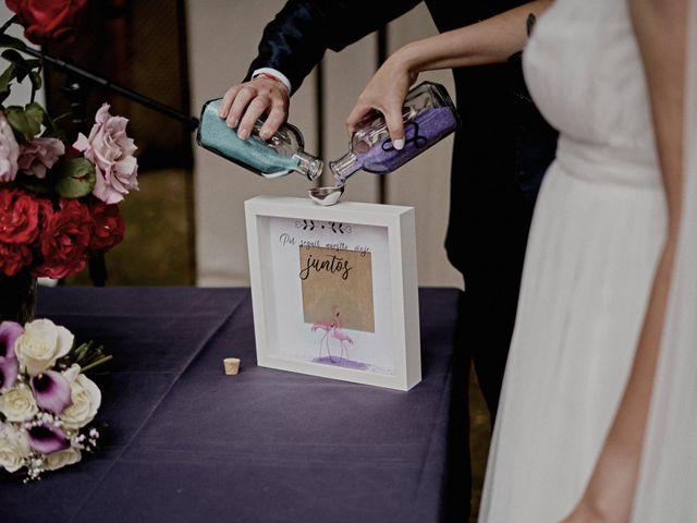 La boda de Miguel y Laura en La Cabrera, Burgos 32