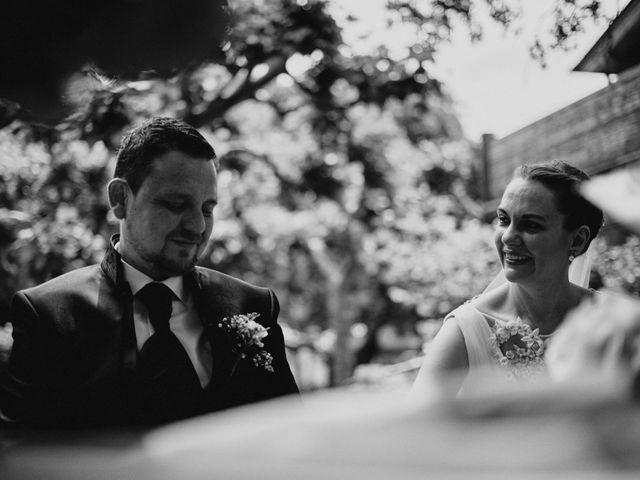 La boda de Miguel y Laura en La Cabrera, Burgos 36