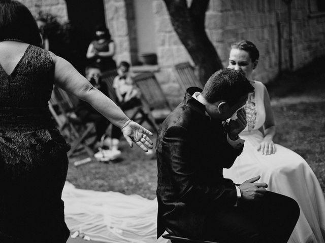 La boda de Miguel y Laura en La Cabrera, Burgos 37